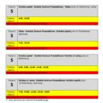 Komunikacja Miejska w Końskich rozkład 7