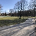 Konecki park - 16 marca 2020 roku - zdjęcie nr 12