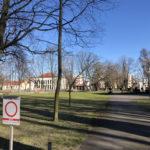 Konecki park - 16 marca 2020 roku - zdjęcie nr 15