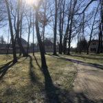 Konecki park - 16 marca 2020 roku - zdjęcie nr 21