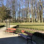 Konecki park - 16 marca 2020 roku - zdjęcie nr 30