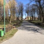Konecki park - 16 marca 2020 roku - zdjęcie nr 40