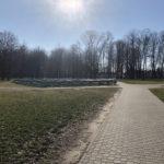Konecki park - 16 marca 2020 roku - zdjęcie nr 6