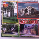 Widokówka - kilka miejsc m.in. widok na ul. 16-go Stycznia i Glorietta