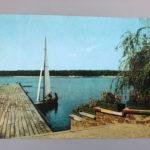 Widokówka Sielpia - Zalew - z 1965 roku