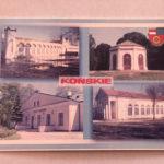 Widokówka - kilka miejsc m.in. Pałac Ślubów i Świątynia Grecka