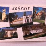 Widokówka - kilka miejsc m.in. Świątynia Grecka i Pomnik Tadeusza Kościuszki